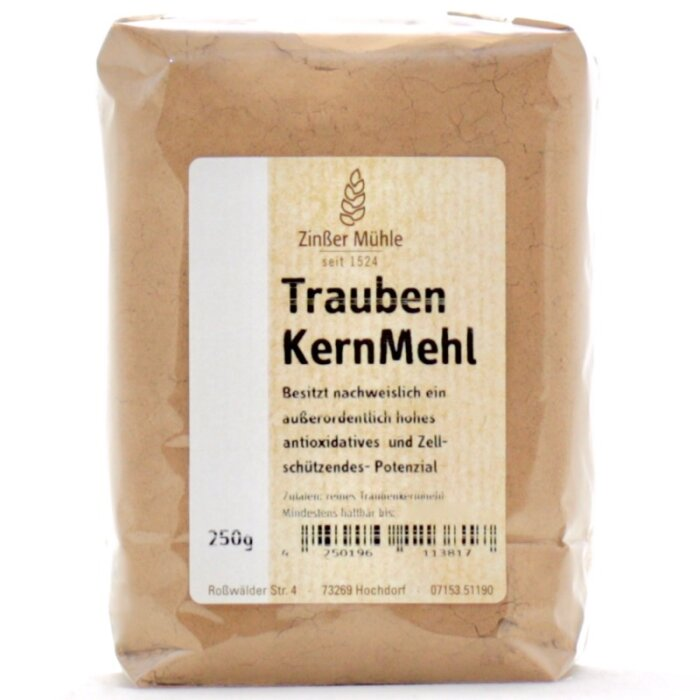 Traubenkernmehl